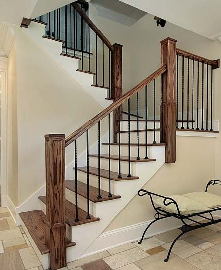Each step matters a lot a stairway as per vastu fond Inside staircase in houses
